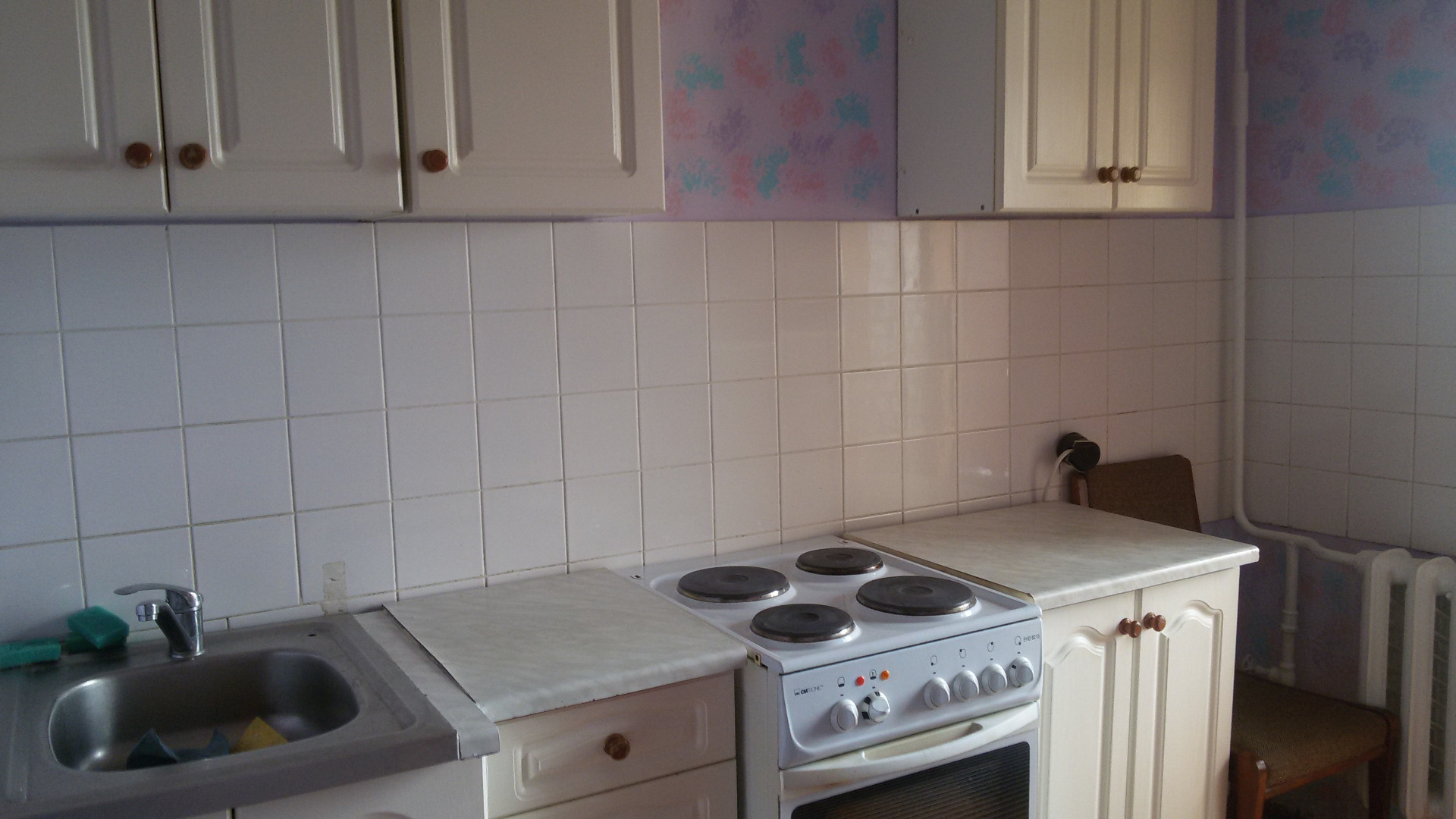 продажа однокомнатной квартиры номер A-134463 в Приморском районе, фото номер 6